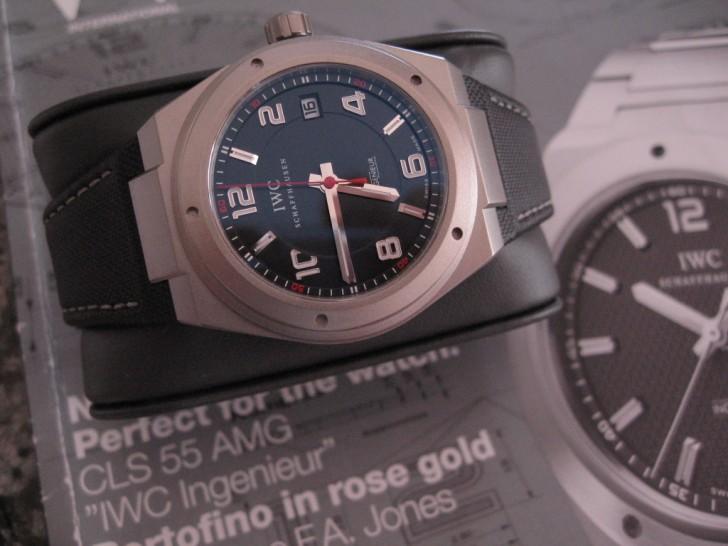 Iwc Amg Watch Mercedes Benz Forum