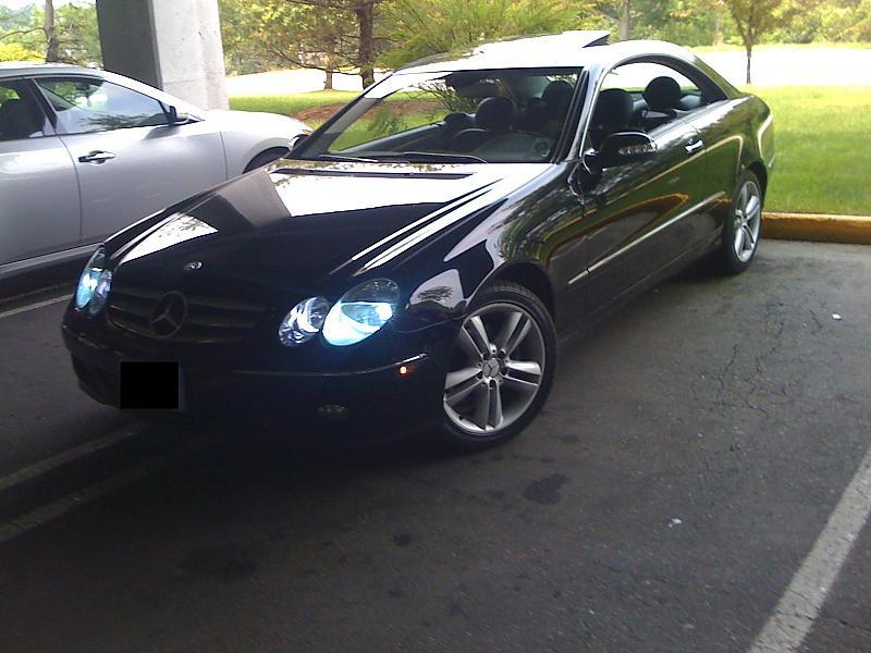 Clk Led Foglights Mercedes Benz Forum