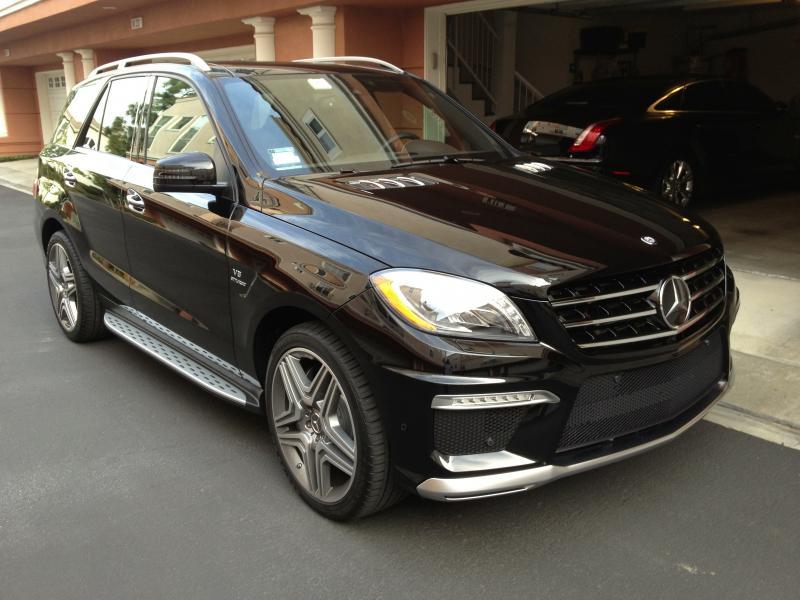 Mercedes Benz Gle 350 >> New 2013 ML350 - Mercedes-Benz Forum