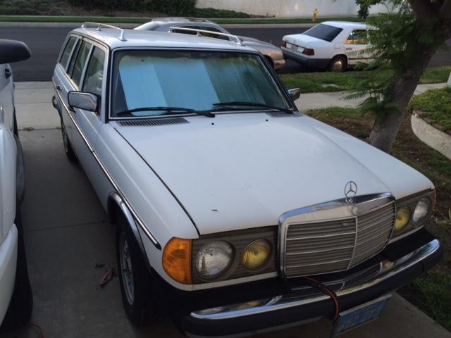 80 300TD Wagon (Southern California) - Mercedes-Benz Forum