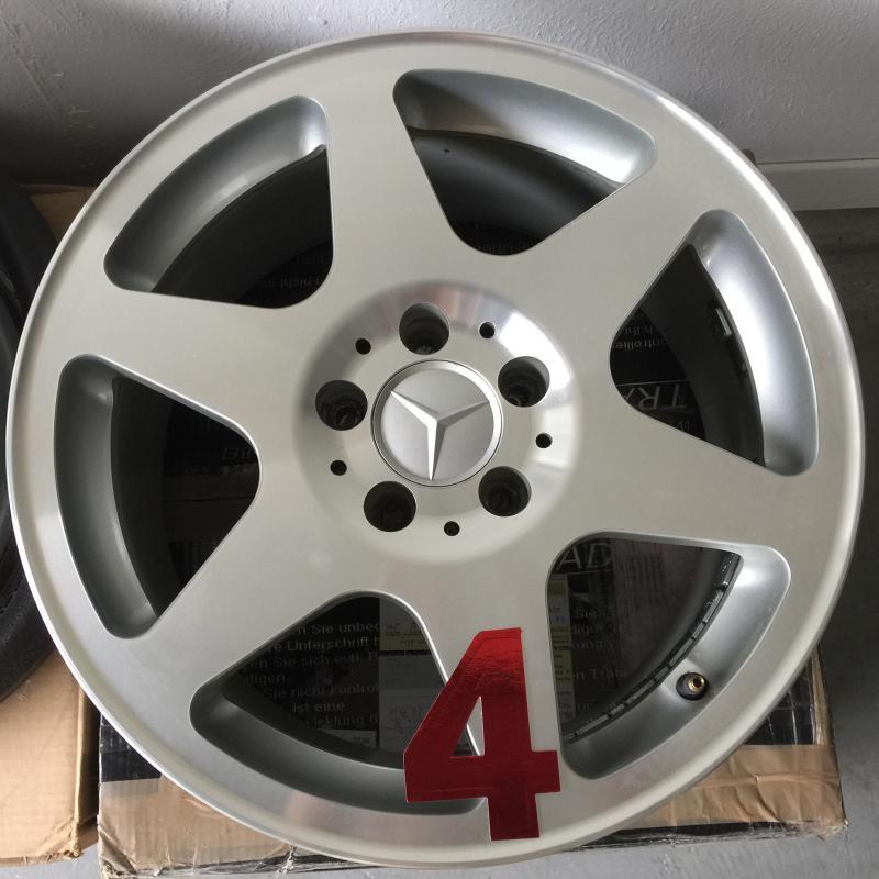 Ceginus Evo Ii Wheels 8 25 X 17 Et34 Mercedes Benz Forum