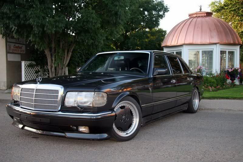 1991 Mercedes 560 Sec Specs