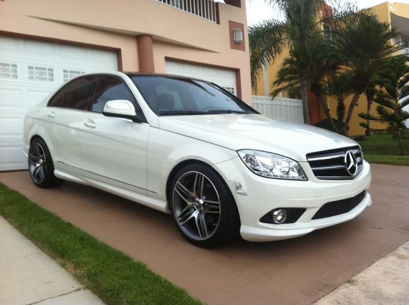 Can I Run 19 Quot Rims On A C200 W204 Mercedes Benz Forum