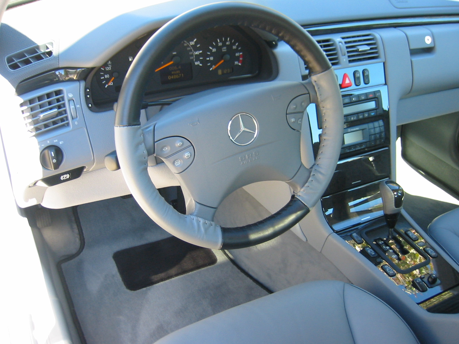 steering wheel leather covers - mercedes-benz forum