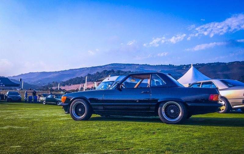 2017 legends of the autobahn in monterey ca pics page for Mercedes benz of monterey monterey ca