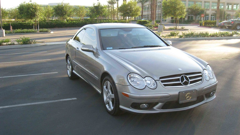 Selling my 2005 clk 500 coupe mercedes benz forum for Sell my mercedes benz