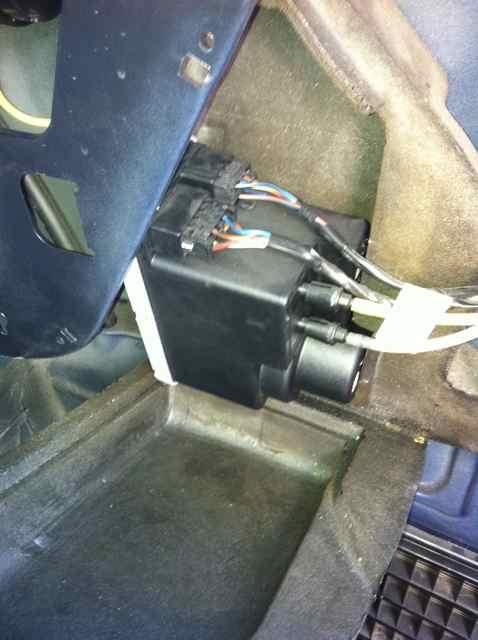 Central Locking Vacuum Problems! - Mercedes-Benz Forum