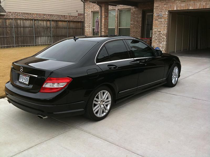 Mercedes Benz Lease >> 2009 C300 for lease takeover - Mercedes-Benz Forum