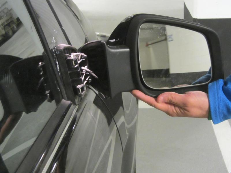 Re Attaching B200 Side Rear View Mirror Mercedes Benz Forum