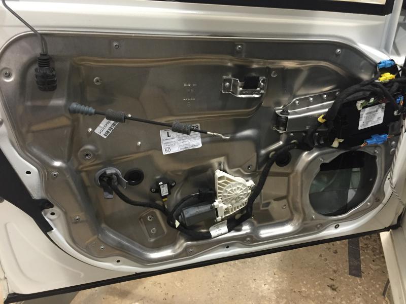 How To Remove Panel Inside Of Front Door Of W221