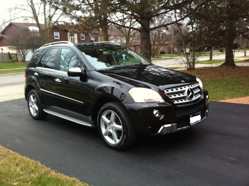 Buy A 09 Ml550 Over The Ml350 Mercedes Benz Forum