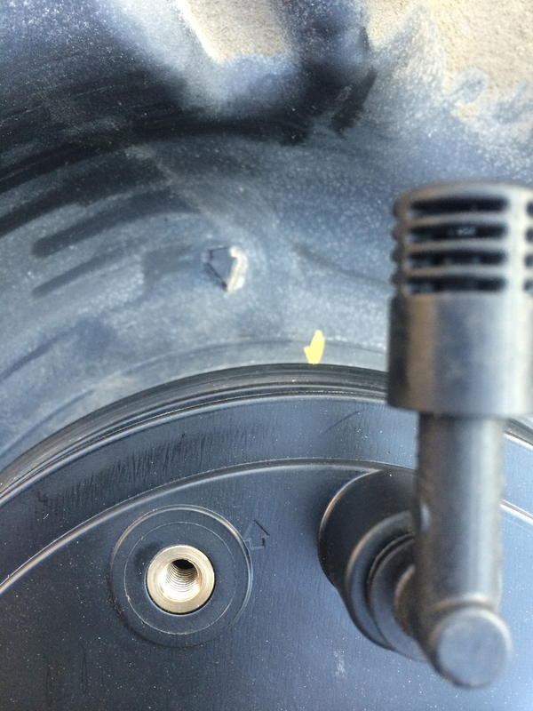 Mercedes R320 BlueTec AdBlue Tank Heater Replacement Fault Code