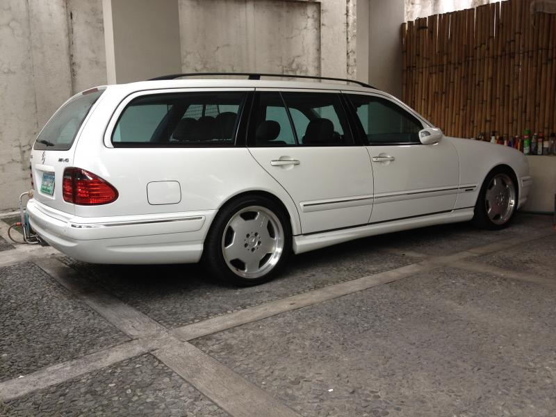 New 2000 e55 wagon owner mercedes benz forum for Mercedes benz e55 amg wagon for sale