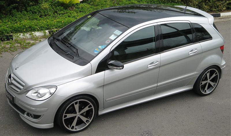 Llantas Para Un B Negro Cosmos Mercedes Benz