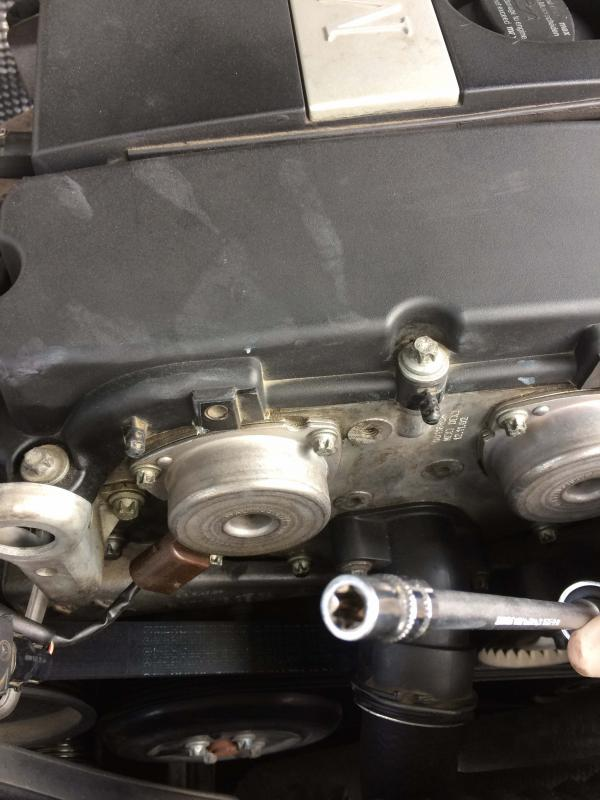 Cam Magnets Replace DIY (M271 engine) - Mercedes-Benz Forum