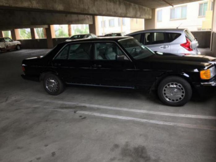 New car problems (1989 420sel) - Mercedes-Benz Forum