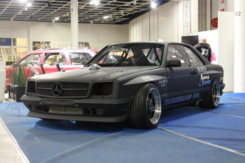 Benz Drift Car >> Mean Looking Sec Drift Car Mercedes Benz Forum