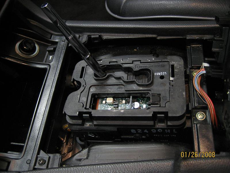 D Pictures Shifter Remove Replace Img on 1999 Mercedes E320 Engine Diagram