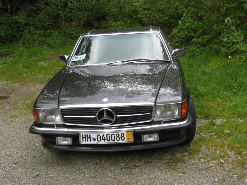 1987 500sl Amg Questions Mercedes Benz Forum