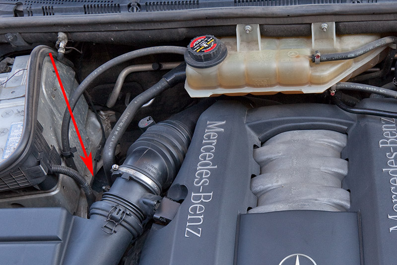 Elusive Coolant Leak 2001 Ml320 Mercedes Benz Forum