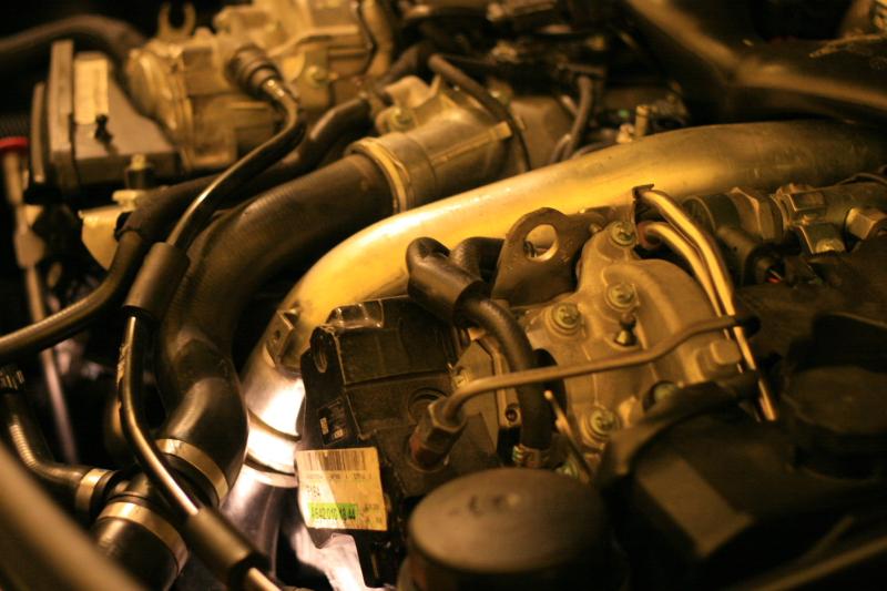 Ml320 Cdi Oil Leak Identified Mercedes Benz Forum
