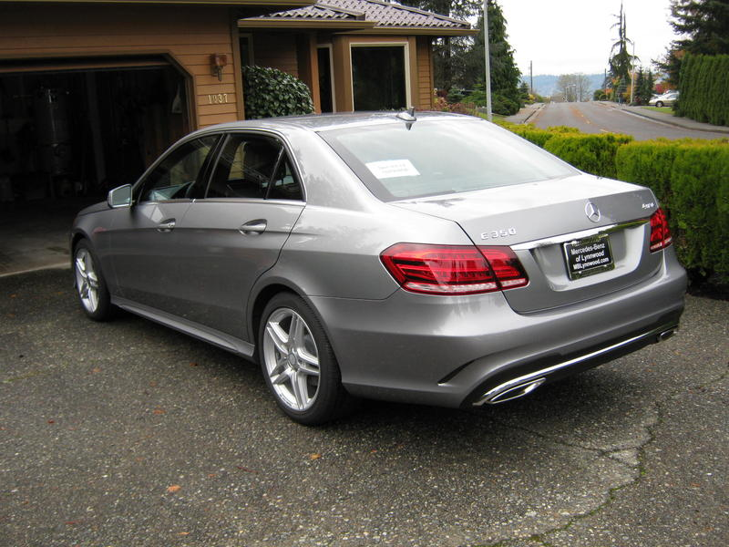 Just took delivery 2014 e350 sport mercedes benz forum for 2014 mercedes benz e350 sport