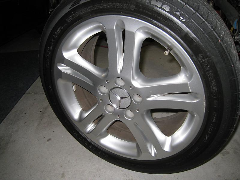 2006 E350 Wheels Tires 17 inch 0-img_1773.jpg