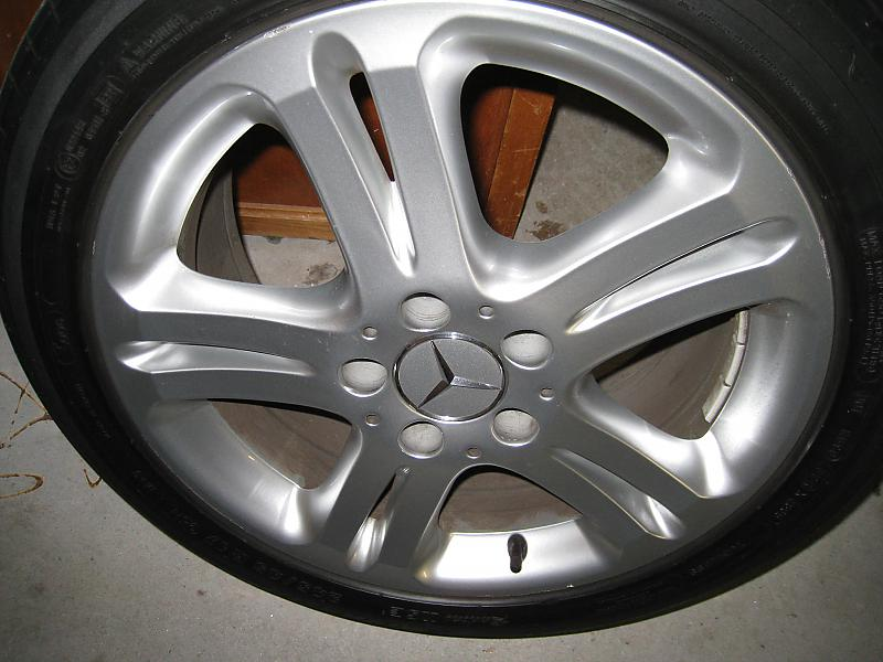 2006 E350 Wheels Tires 17 inch 0-img_1777.jpg