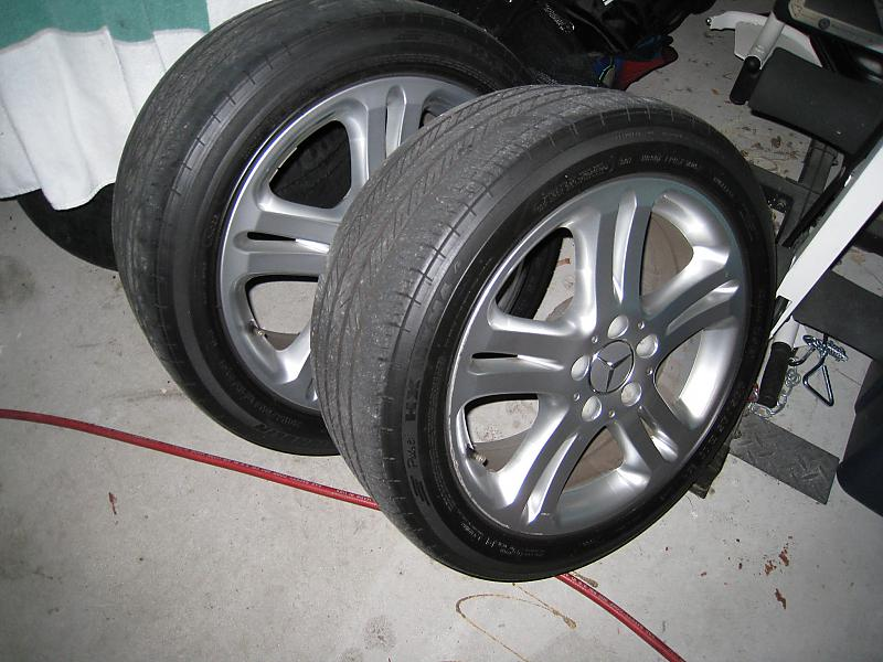 2006 E350 Wheels Tires 17 inch 0-img_1778.jpg