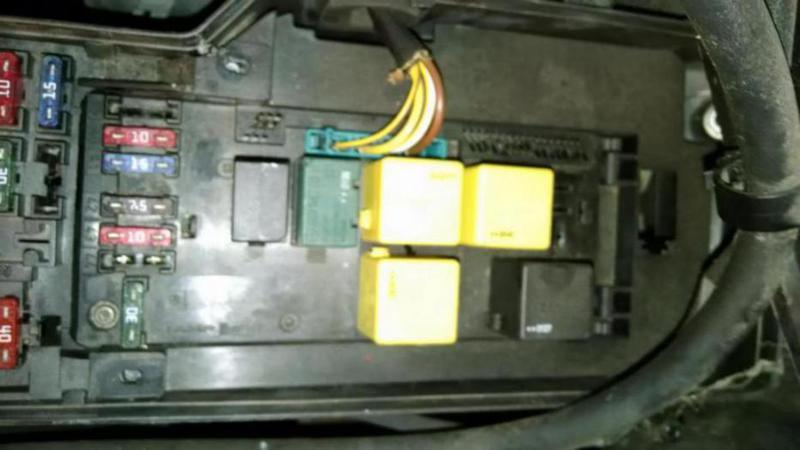 mercedes clk 320 fuse diagram w208 fuse   relay charts mercedes benz forum 2002 mercedes clk 320 fuse diagram w208 fuse   relay charts mercedes