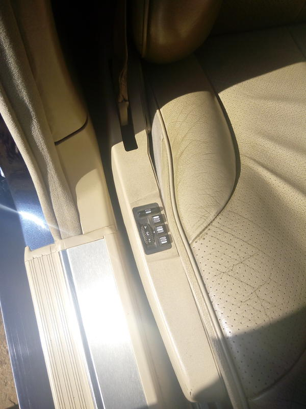 Mercedes Benz Of Tampa >> Seat lumbar support confusion!! - Mercedes-Benz Forum