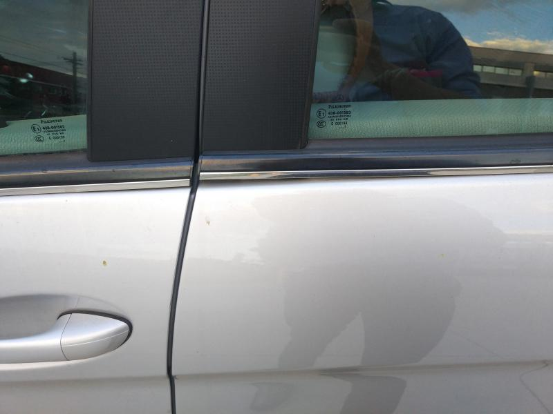 Loose Exterior Window Trim How To Replace Mercedes Benz Forum