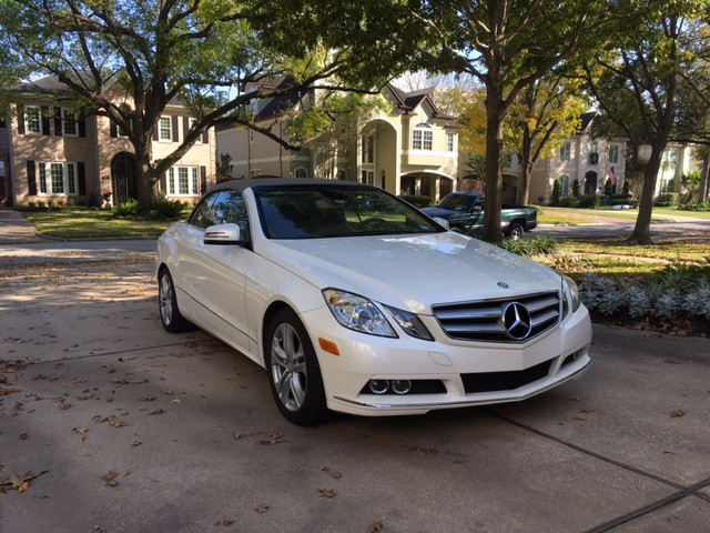 Selling my 2011 e350 convertible mercedes benz forum for Sell my mercedes benz