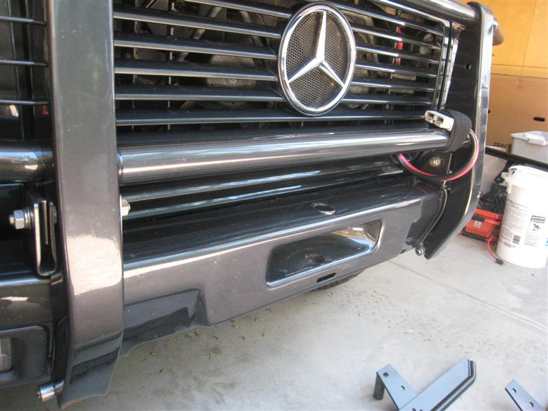 500 Gallon Fuel Tank >> Winch and keep your bull bars? - Mercedes-Benz Forum