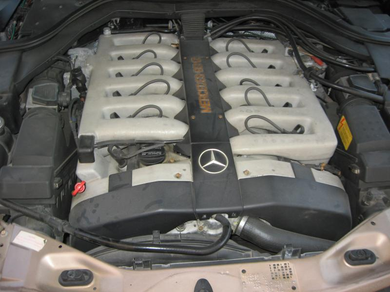 93 S600AMG idles but wont accelerate - Page 3 - Mercedes-Benz Forum