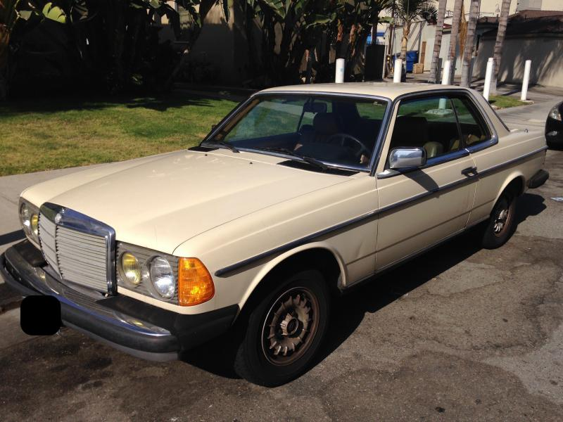 For sale 1983 turbo diesel mercedes benz 300 cd for Mercedes benz giveaway