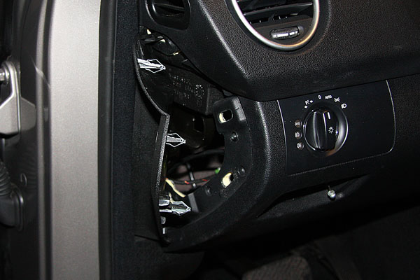 M Mercedes E Cable Guide