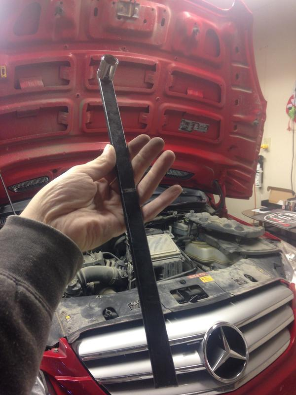 Alternator Belt Cost >> B200 serpentine belt replacement - Page 3 - Mercedes-Benz Forum