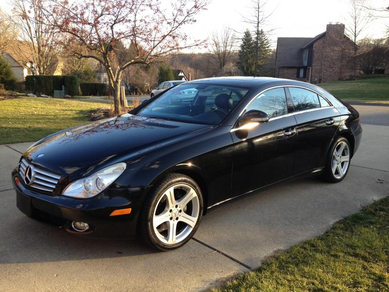 My new (to me) CLS500 - Mercedes-Benz Forum