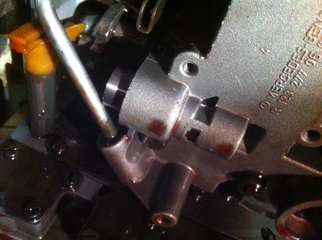 722 3 722 4 Transmission Shift Problem Amp Adjustment