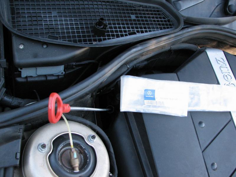Automatic Transmission Fluid >> Transmission Service DIY - Mercedes-Benz Forum