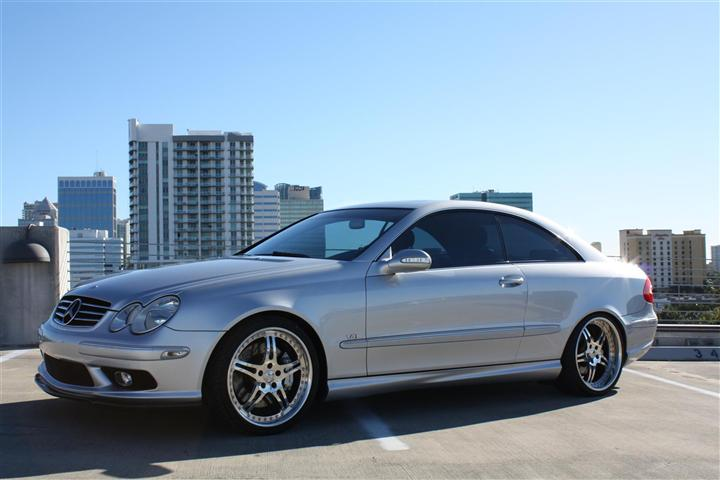fs 2003 mercedes clk55 amg w209 mercedes benz forum. Black Bedroom Furniture Sets. Home Design Ideas
