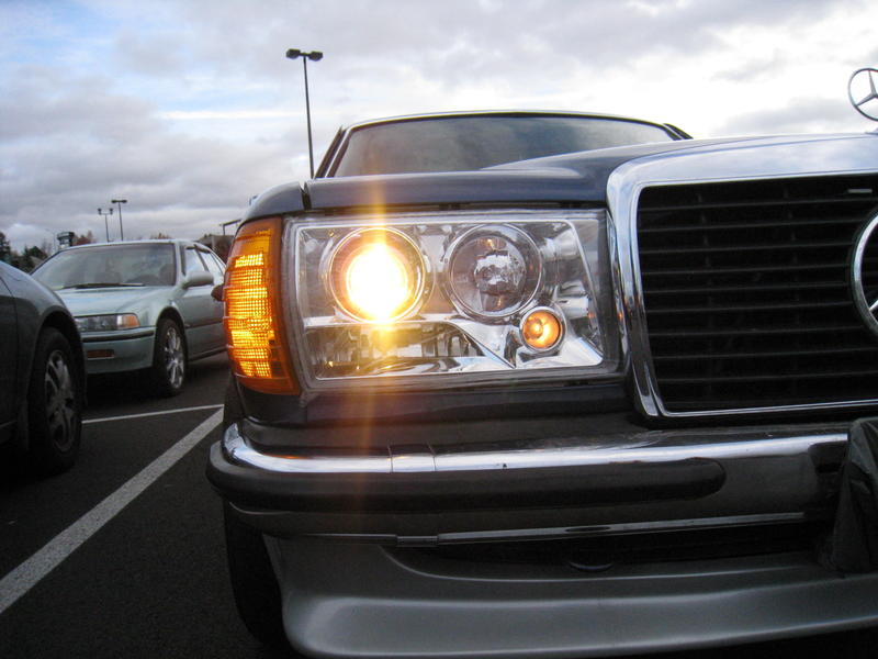 Warning Amazon Hella 7 Headlight Conversion Page 2 Mercedes