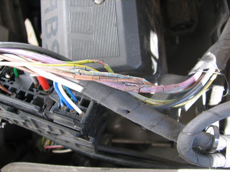 No Back Up No Reverse Lights Solved Diy Mercedes Benz Forum