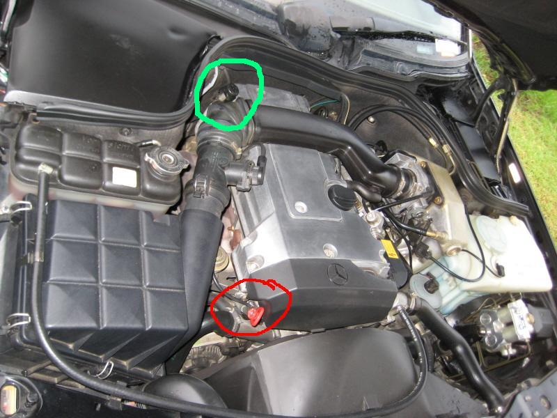 Transmission Fluid Part likewise Maxresdefault further D Location Oil Dipstick C Img furthermore D Why Me P E Bb in addition D Alternative Transmission Dipstick Dsc Edited. on mercedes transmission fluid dipstick location