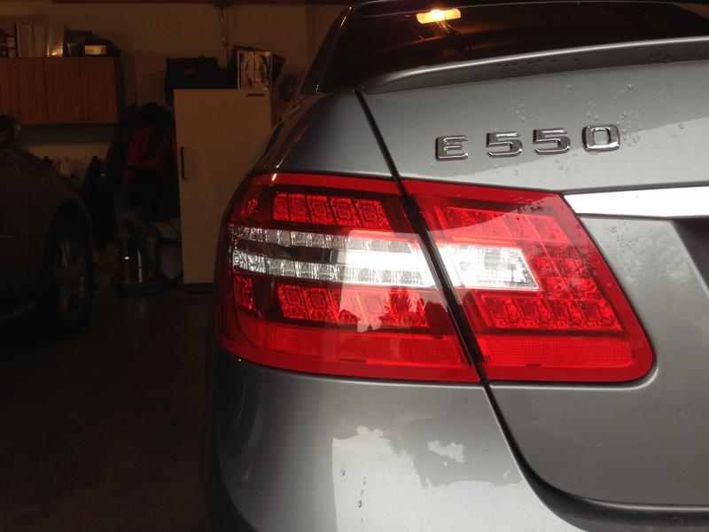 2013 Jeep Wrangler Sport >> 2010-2013 Euro LED Tail Light swap - Mercedes-Benz Forum