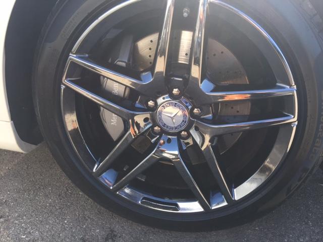 Amg black chrome rims mercedes benz forum for Mercedes benz chrome rims