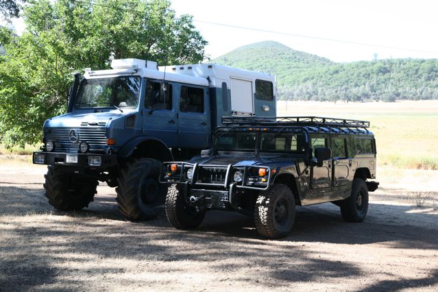 Unimog and Hummer - Page 5 - Mercedes-Benz Forum