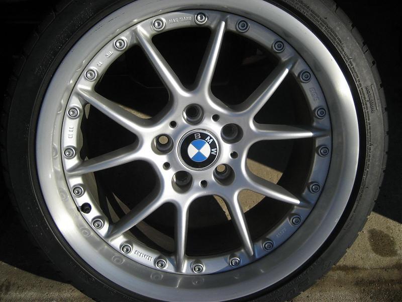 Bbs Rkii 18x8 5 And 18x10 Wheels Mercedes Benz Forum