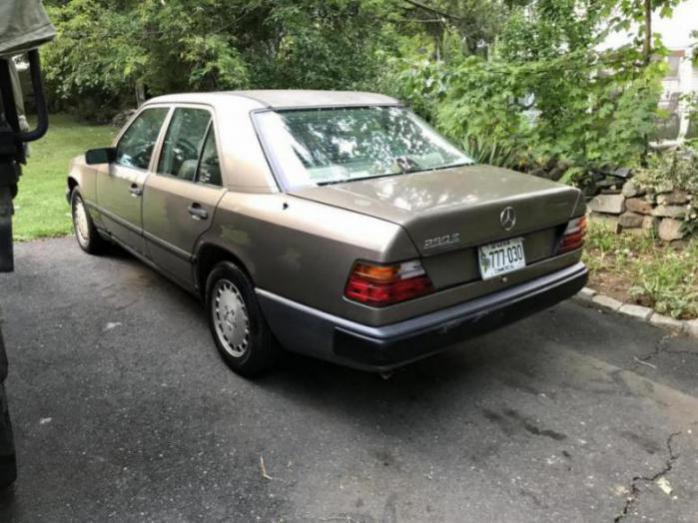 Fs 1987 mercedes 260 e mercedes benz forum for Mercedes benz mt laurel